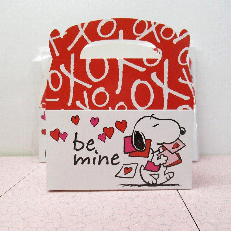 スヌーピー 日本未販売 バレンタイン ギフトボックス 未使用【画像6】