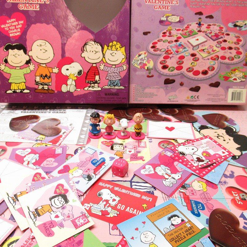 スヌーピー バレンタイン ゲーム