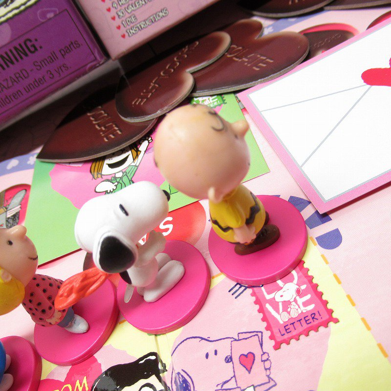 スヌーピー バレンタイン ゲーム【画像15】