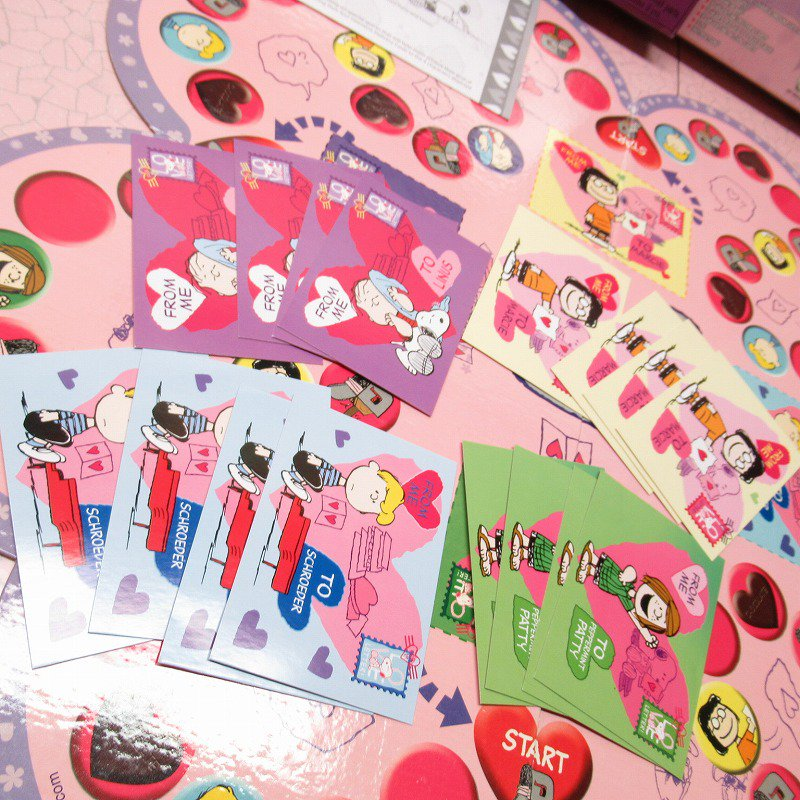 スヌーピー バレンタイン ゲーム【画像32】