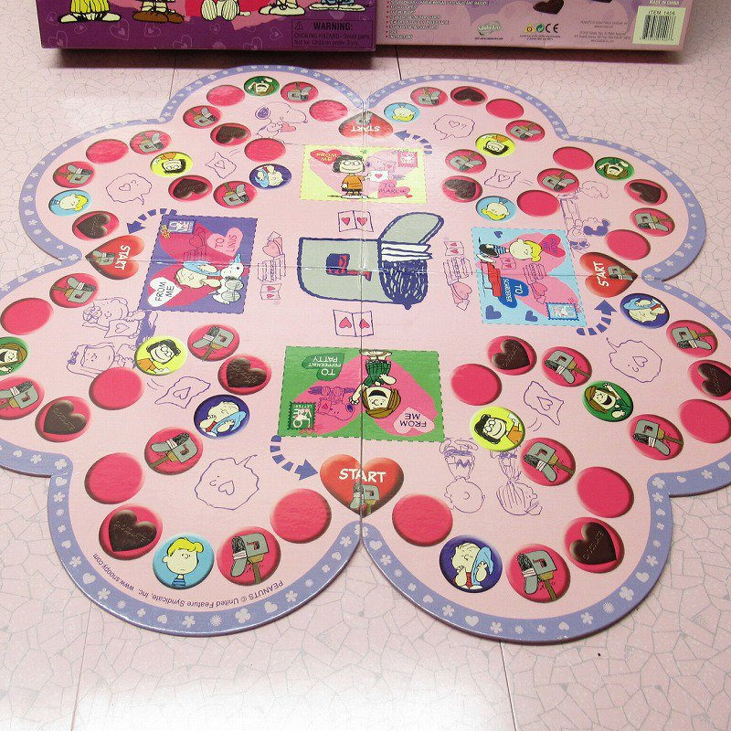 スヌーピー バレンタイン ゲーム【画像33】