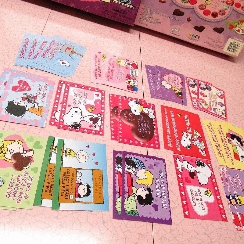 スヌーピー バレンタイン ゲーム【画像38】