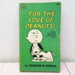 スヌーピー  スヌーピー コミックブック For The Love Of Peanuts 1964年
