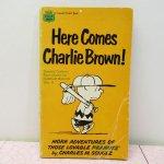 スヌーピー  スヌーピー コミックブック Here Comes Charlie Brown 1968年