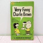 スヌーピー  スヌーピー コミックブック Very Funny, Charlie Brown 1968年