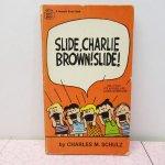 スヌーピー  スヌーピー コミックブック Slide, Charlie Brown 1970年