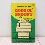 スヌーピー  スヌーピー コミックブック Good Ol' Snoopy