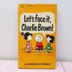 スヌーピー  スヌーピー コミックブック Let's Face It, Charlie Brown! 1969年