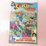 E.T.など他キャラクター  スーパーマン コミックブック 非売品 Radio Shack配布用 1982年
