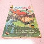 E.T.など他キャラクター  MOD Wheels コミックブック 1974年