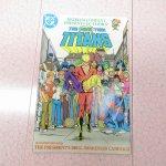 E.T.など他キャラクター  キブラー社 非売品配布用 The NEW Teen Titans コミックブック 1983年