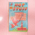 E.T.など他キャラクター  Hot Stuff コミックブック 1976年