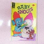 E.T.など他キャラクター  Baby Snoots コミックブック 1975年