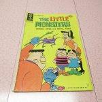 E.T.など他キャラクター  The Little Monsters コミックブック 1976年