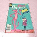 E.T.など他キャラクター  ピンクパンサー コミックブック 1977年7月