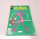 E.T.など他キャラクター  ピンクパンサー コミックブック 1978年10月