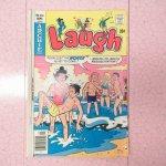 E.T.など他キャラクター  Archie Laugh コミックブック 1977年9月