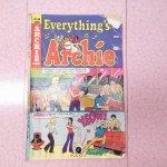 ブックス  Archie コミックブック 1975年6月 アウトレット
