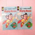 ブックス  マイティーマウス コミックブック 1977年