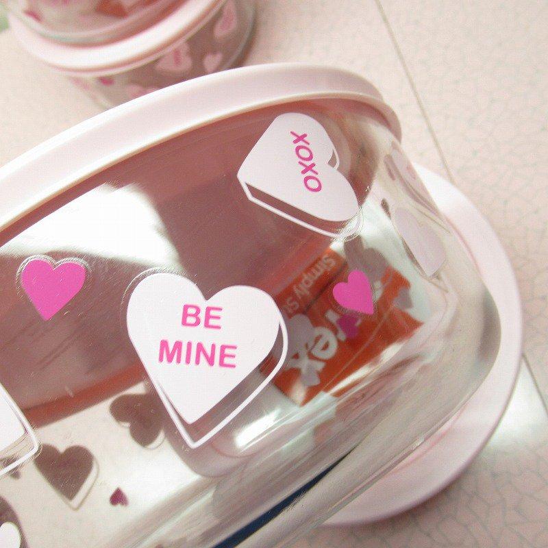 パイレックス 7カップ 並行輸入品 保存容器 キャンディーハーツ【画像6】