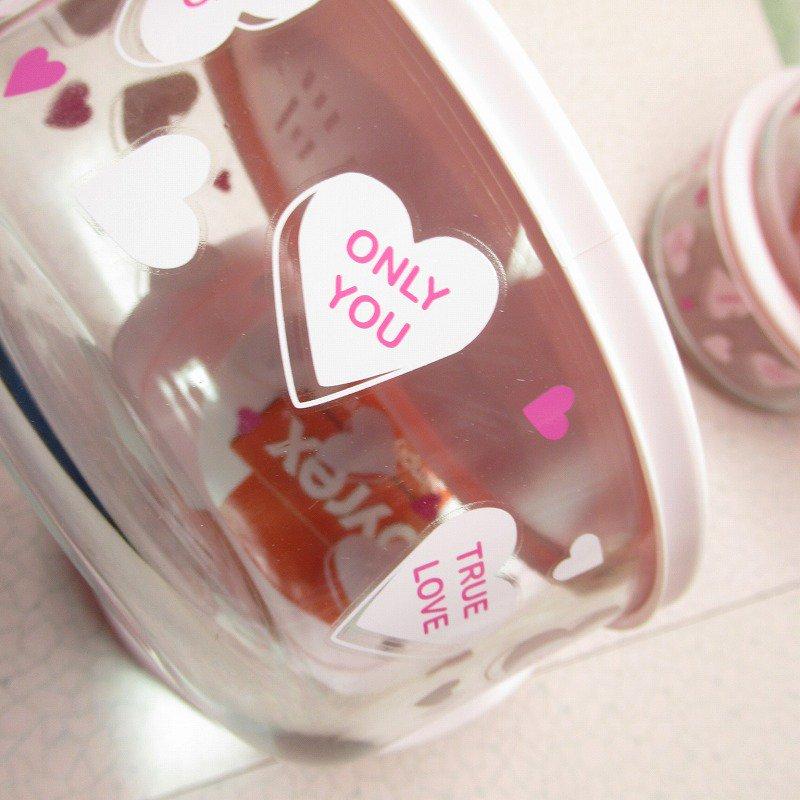 パイレックス 7カップ 並行輸入品 保存容器 キャンディーハーツ【画像7】
