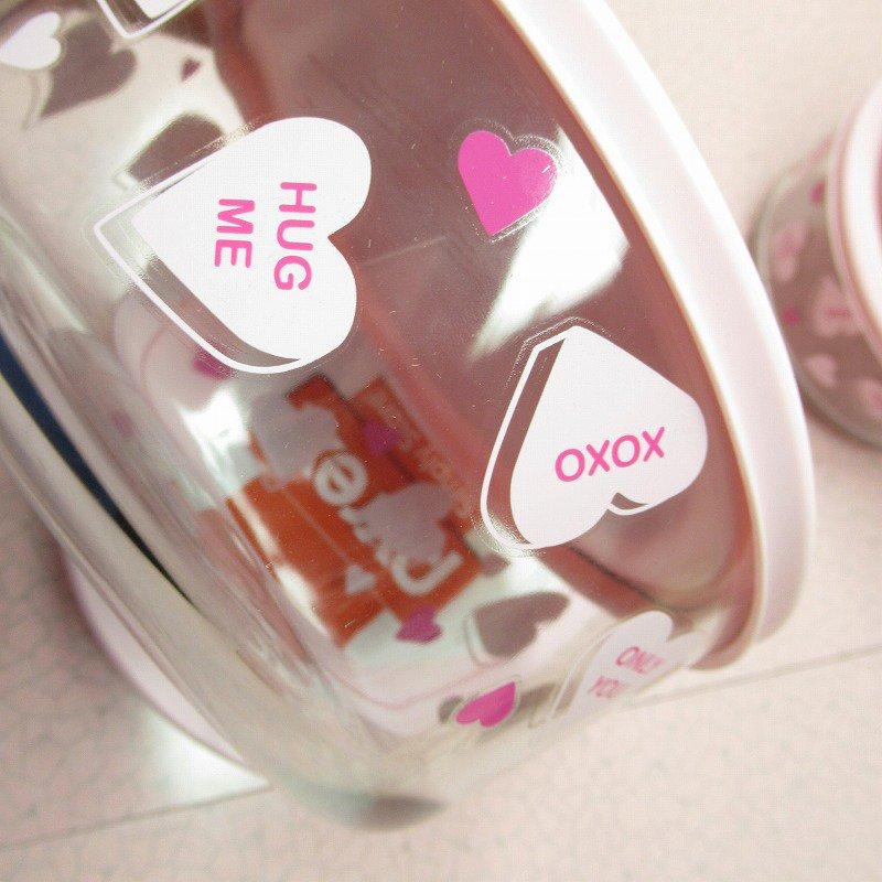 パイレックス 7カップ 並行輸入品 保存容器 キャンディーハーツ【画像9】