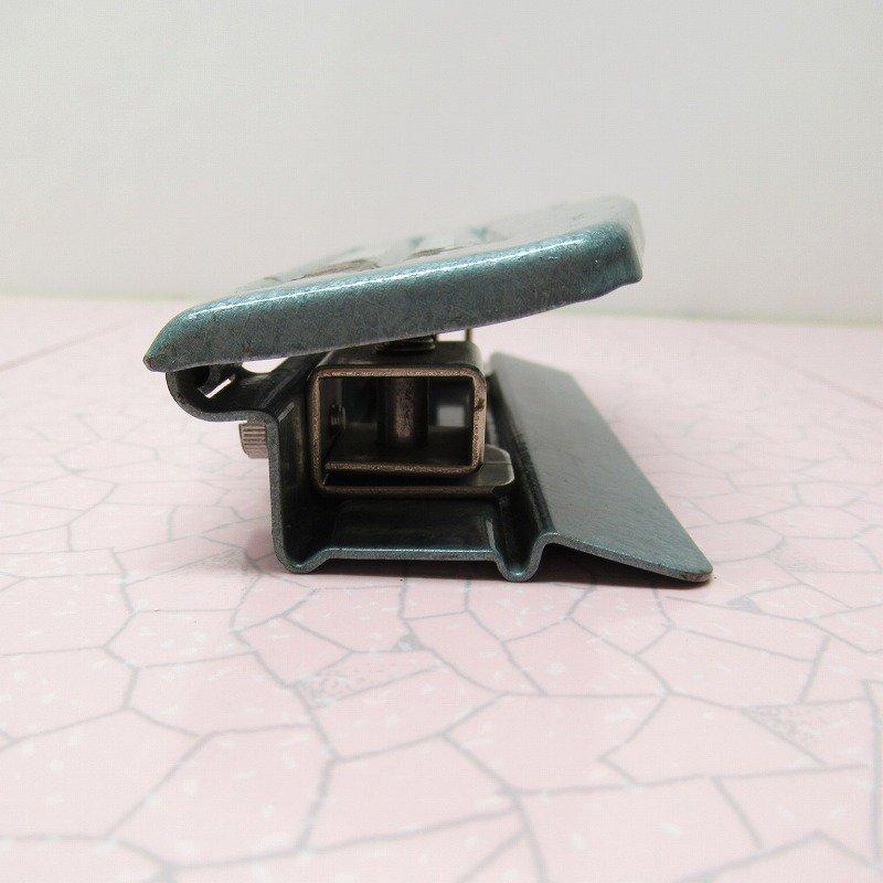 ホールパンチ 2個穴 メタル製【画像4】
