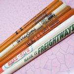 鉛筆・ペン  鉛筆 DIY用 丸太ペンシル各種 未使用
