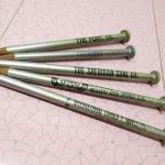鉛筆・ペン  鉛筆 ネジ型アドバタイジング ペンシル