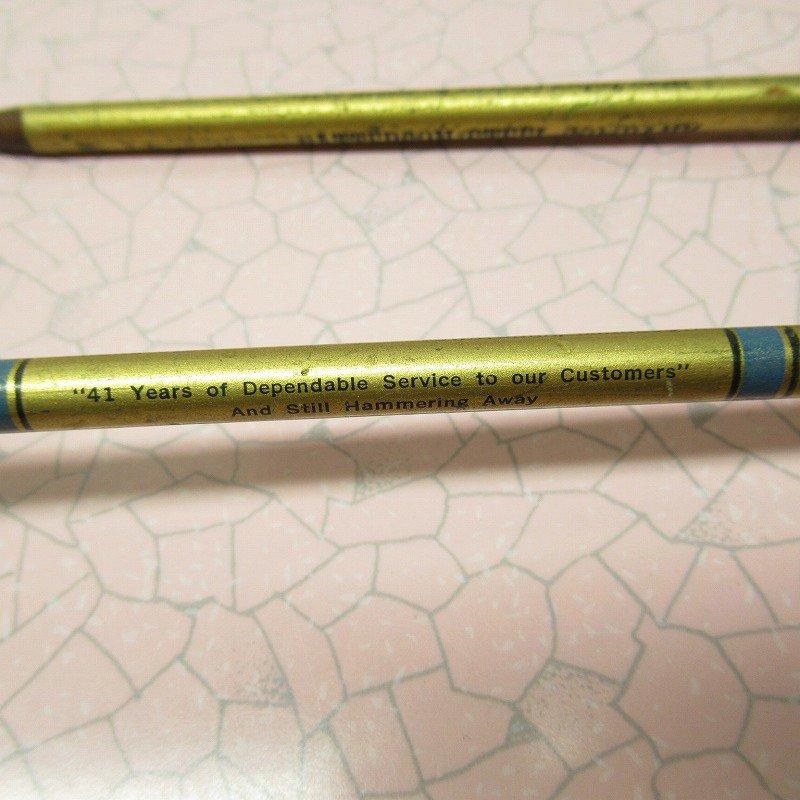 鉛筆 ハンマー型アドバタイジング ペンシル各種【画像16】