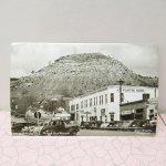 未使用  ポストカード Kodak ニューメキシコ  1940~50年代