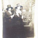 未使用  ポストカード 1920〜40年代 二人の女性