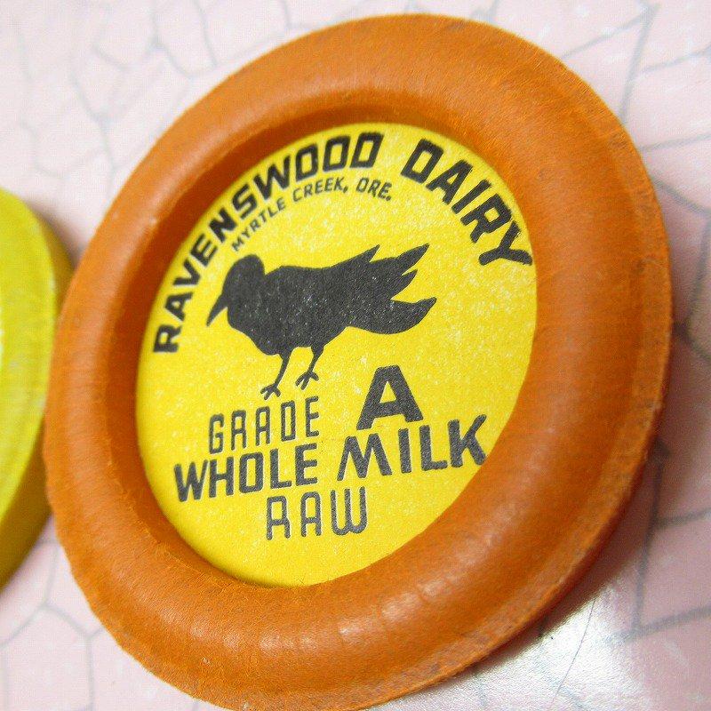 ミルクキャップ Ravenswood Dairy 各種【画像6】