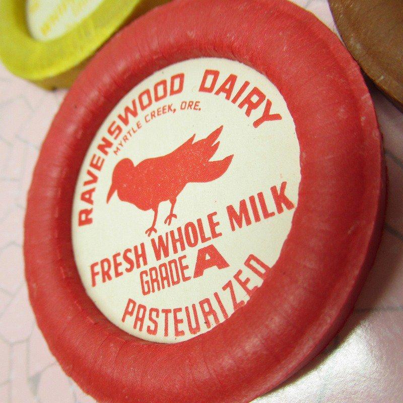 ミルクキャップ Ravenswood Dairy 各種【画像8】