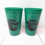 プラスチック&メラミン食器  スモーキーベア 公式並行輸入品 プラスチックカップ2個セット