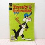 ルーニーチューンズ  ルーニーテューンズ コミックブック トゥイーティーとシルベスター 1978年4月号