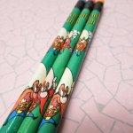 鉛筆・ペン  ルーニーテューンズ ヨセミテサム 鉛筆 デッドストック