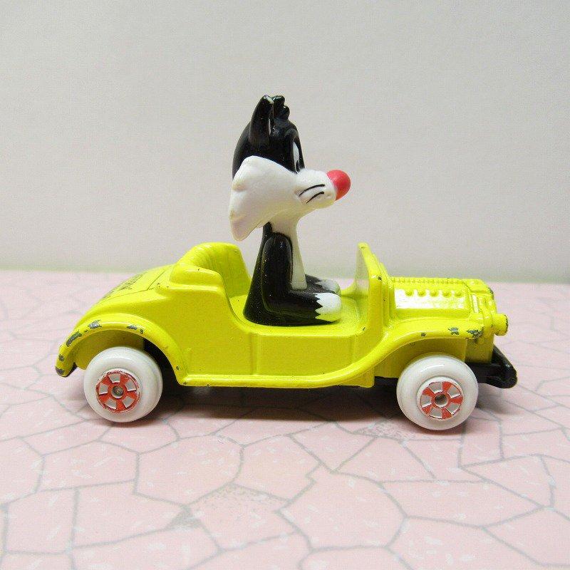 ルーニーテューンズ シルベスター ダイキャストカー 1988年米国製【画像4】