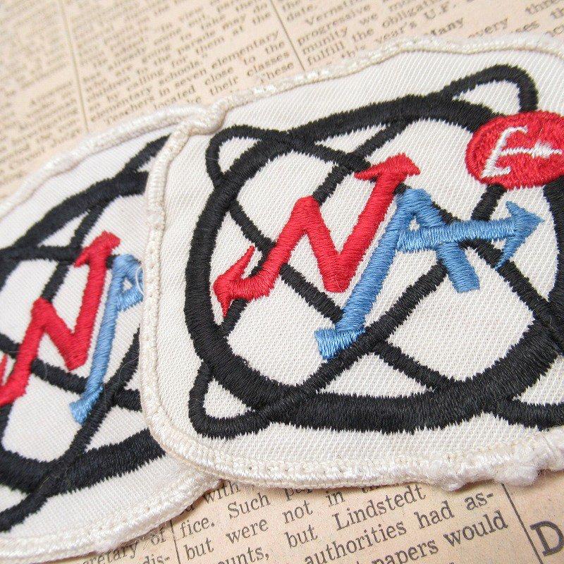 ワッペン NA電力会社 1950年代