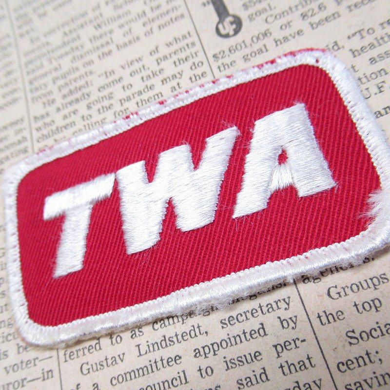 ワッペン TWA