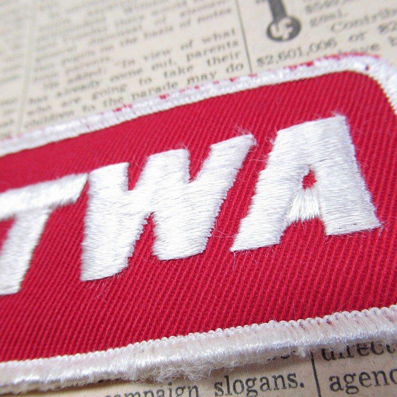 ワッペン TWA【画像3】