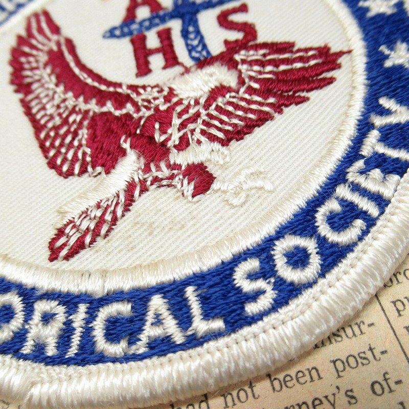 ワッペン American Aviation Historical Society【画像4】