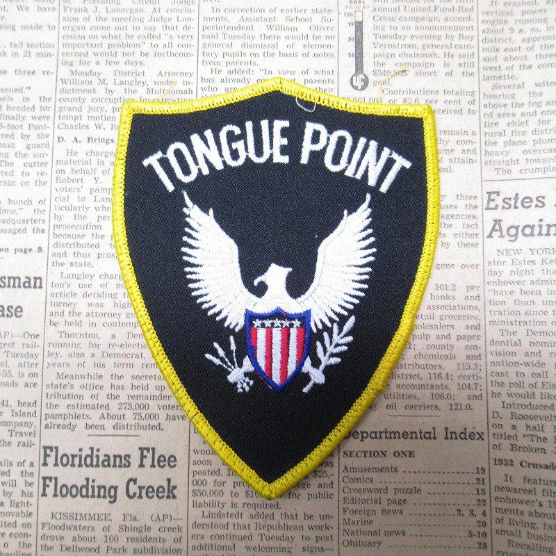 ワッペン TONGUE POINT【画像3】