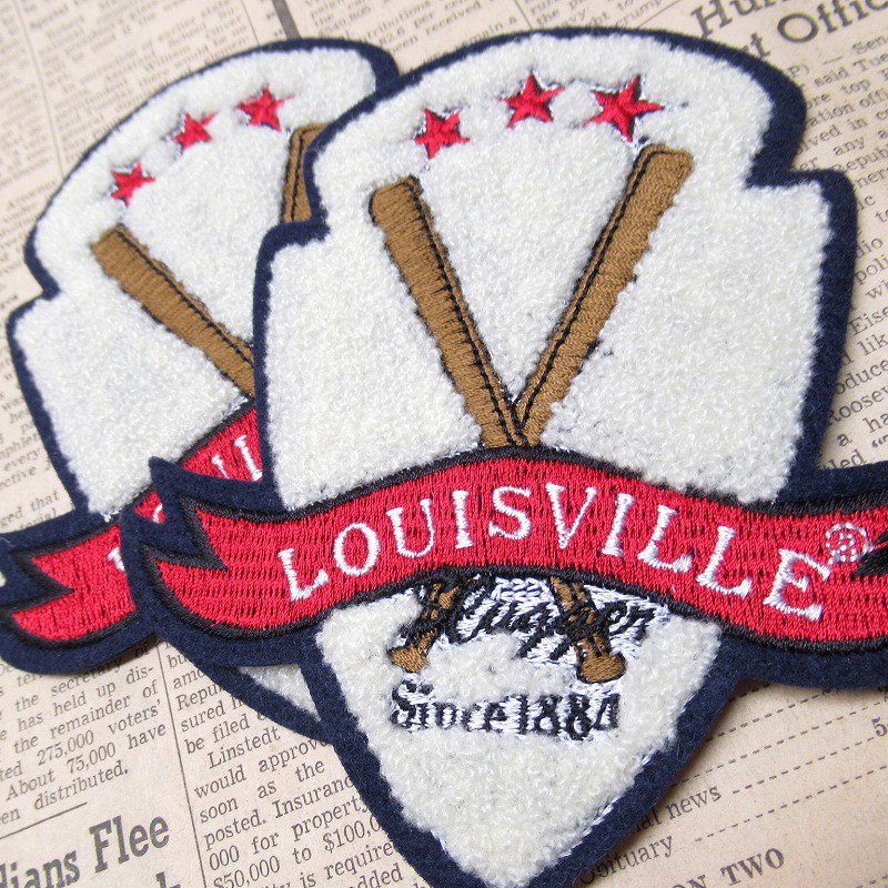 ワッペン Louisville League