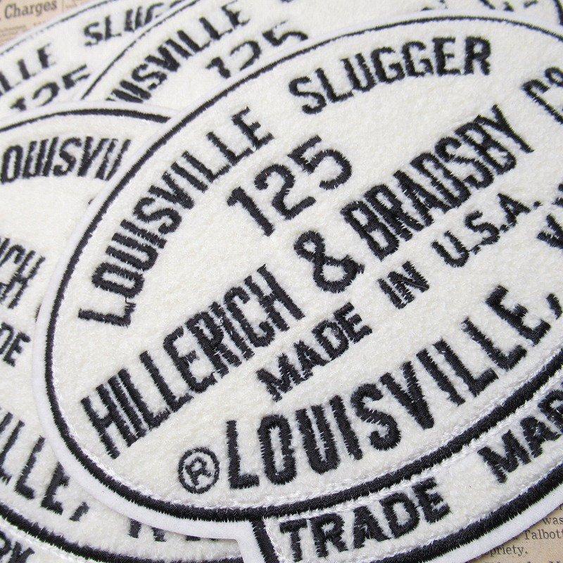 ワッペン Louisville Slugger 125