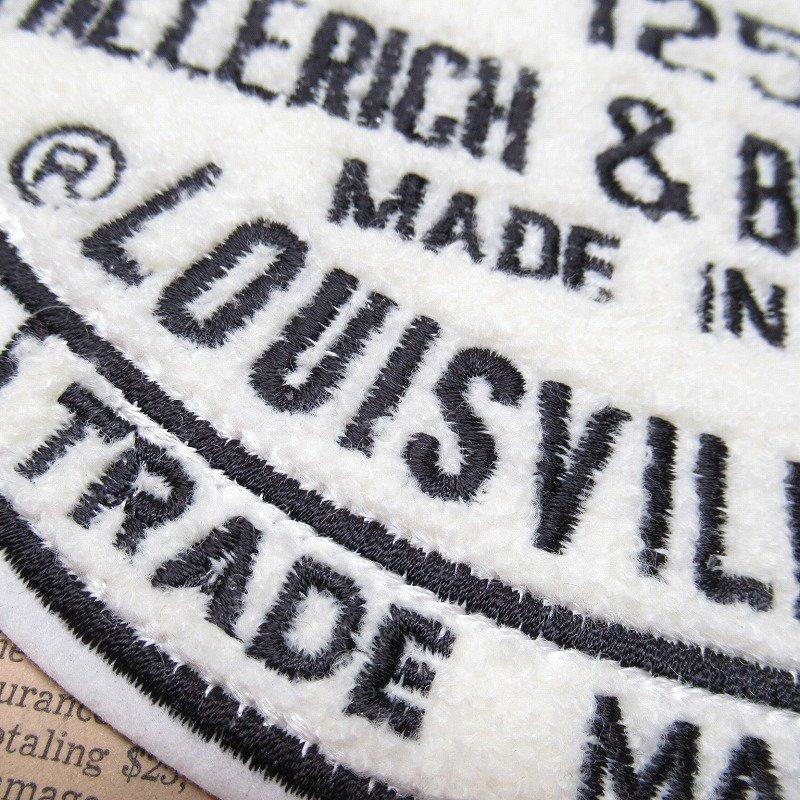 ワッペン Louisville Slugger 125【画像5】
