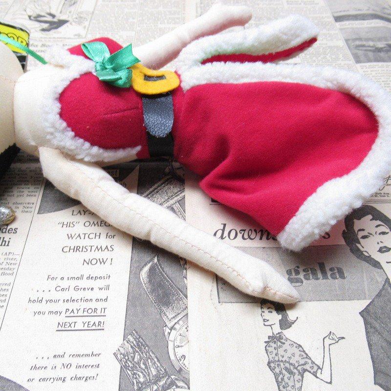 ベティちゃん プラッシュ クリスマス サンタドレス 紙タグ付き【画像11】