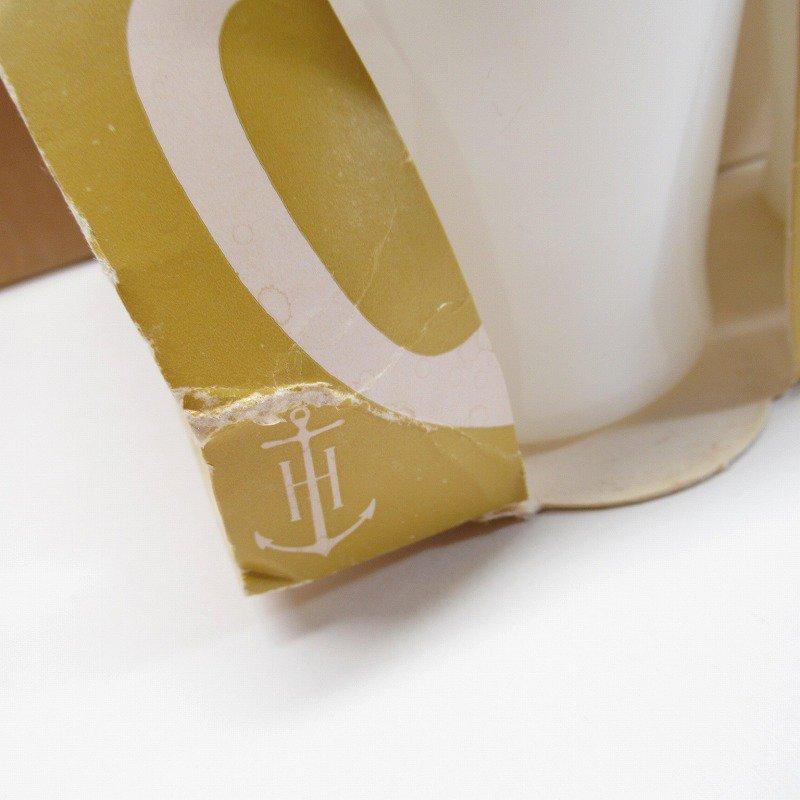 ファイヤーキング ホワイト Dハンドルマグ デッドストック 4個セット オリジナルケース付き【画像9】