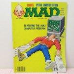 その他  MAD アメリカコミック雑誌 1985年 10月号