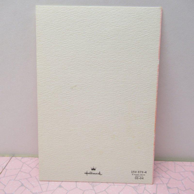 バレンタインカード Secret Pal ホワイトプードル【画像3】